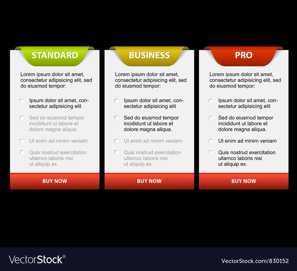 Std business pro vector | Price: 1 Credit (USD $1)