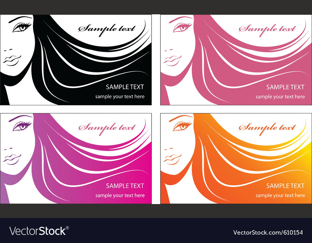 Beauty fashion ad template vector | Price: 1 Credit (USD $1)