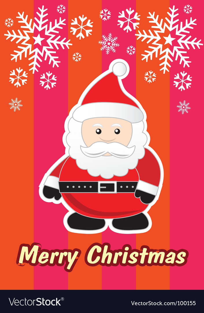 Xmas greeting vector | Price: 1 Credit (USD $1)