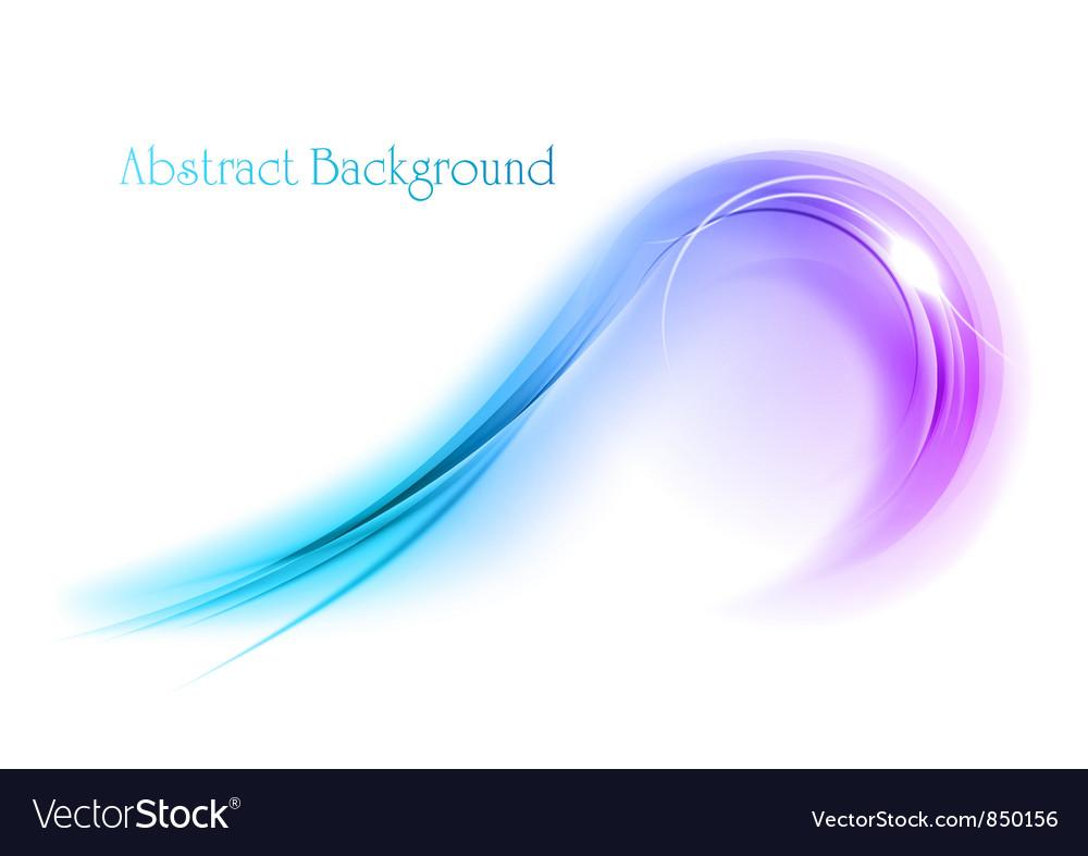 Abstract shape smoke vector | Price: 1 Credit (USD $1)