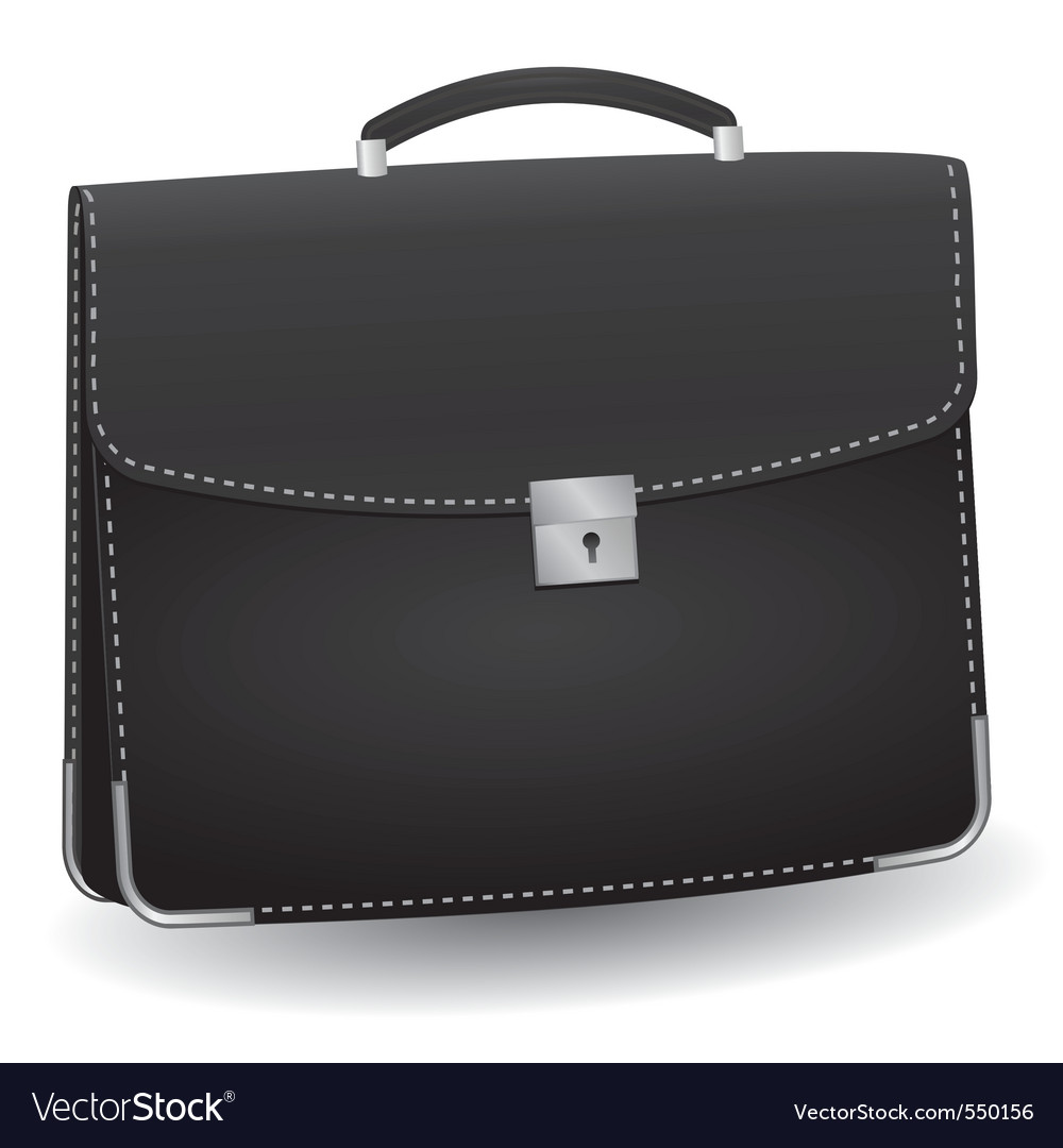 Riefcase for the businessman vector illustra vector | Price: 1 Credit (USD $1)
