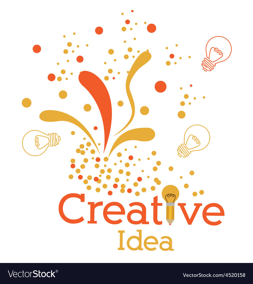 Big idea design vector | Price: 1 Credit (USD $1)