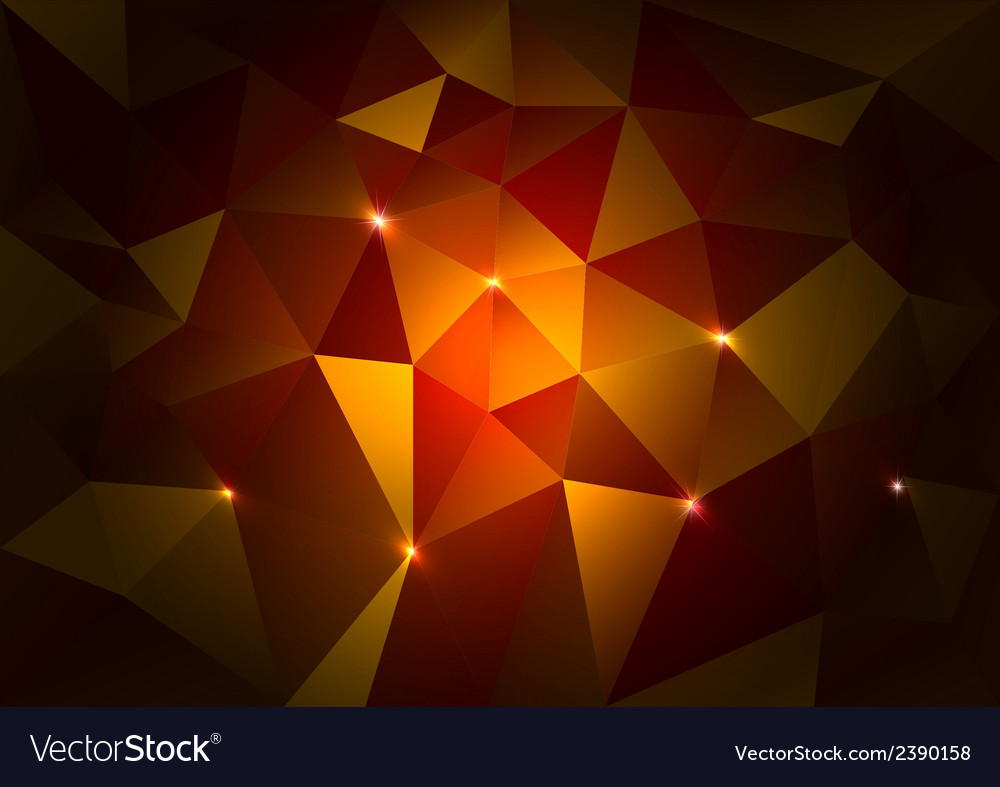 Red triangles dark vector | Price: 1 Credit (USD $1)