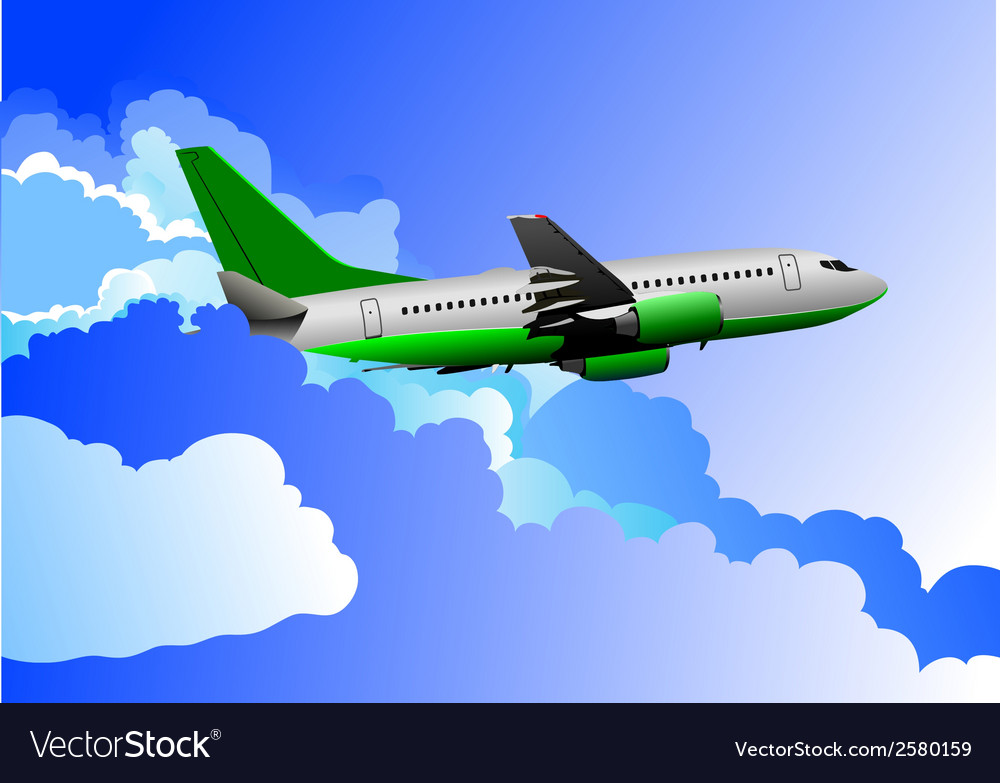 Al 0415 plane 05 vector | Price: 1 Credit (USD $1)