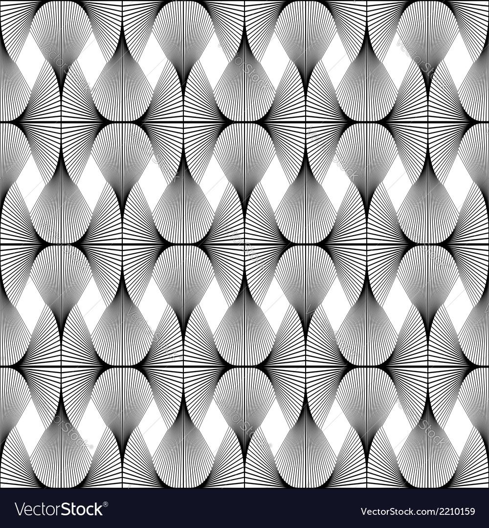 Design seamless diamond geometric pattern vector | Price: 1 Credit (USD $1)