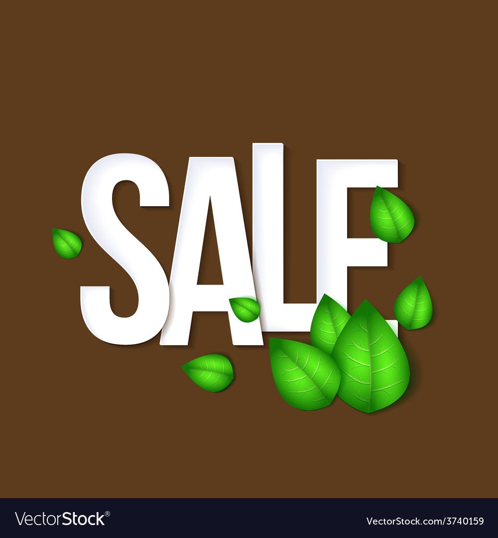 Sale typography background vector   Price: 1 Credit (USD $1)