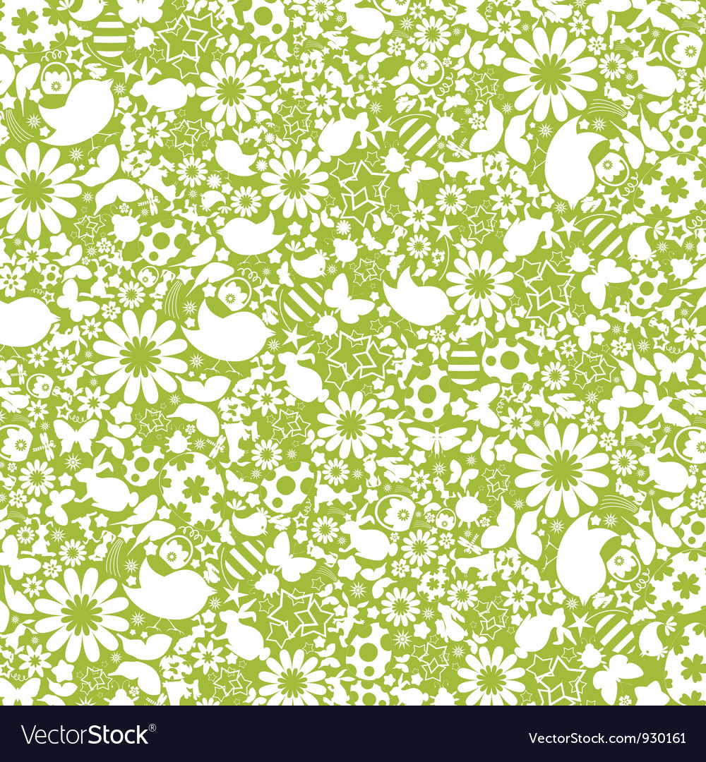 Easter background4 vector | Price: 1 Credit (USD $1)