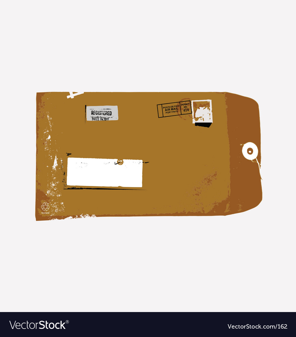 Mail envelope vector | Price: 1 Credit (USD $1)