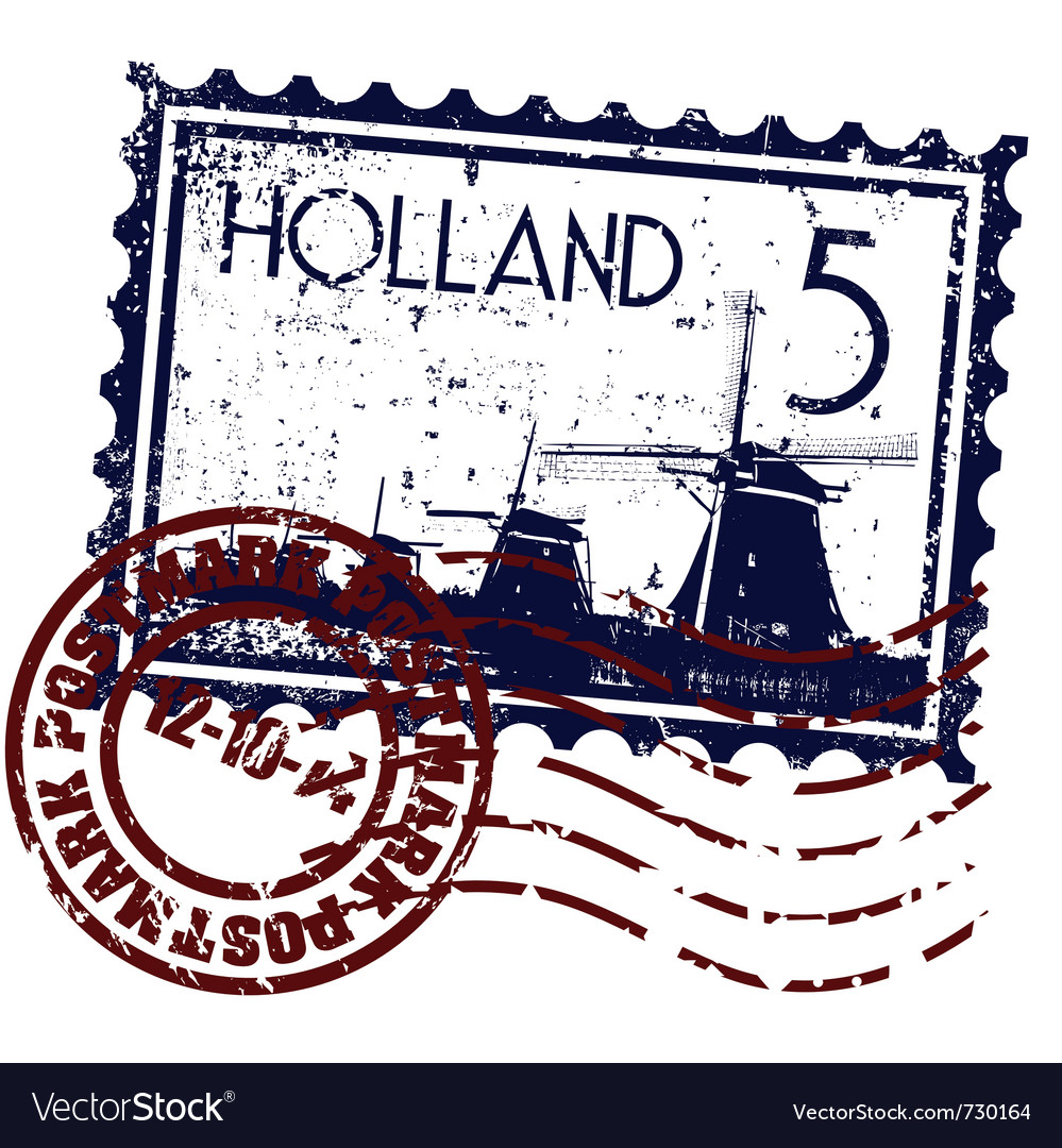 Holland icon vector | Price: 1 Credit (USD $1)