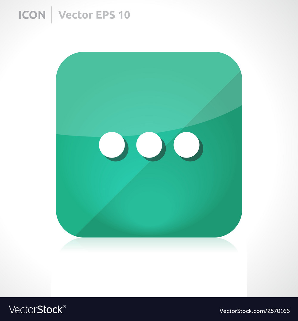 Comment icon vector | Price: 1 Credit (USD $1)