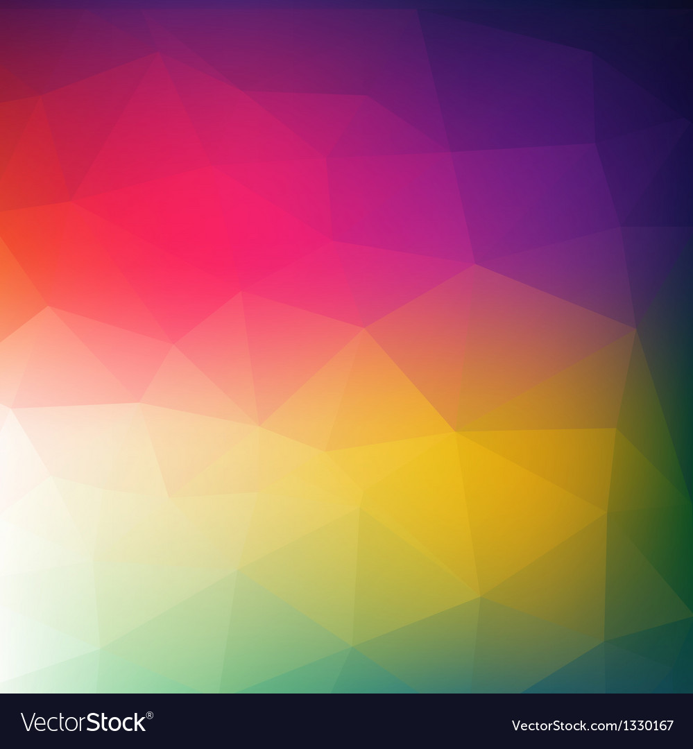 Colorful abstract geometric background with vector | Price: 1 Credit (USD $1)