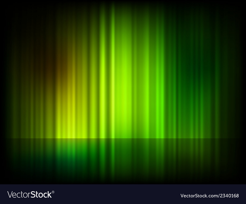 Green abstract shiny background eps 8 vector | Price: 1 Credit (USD $1)