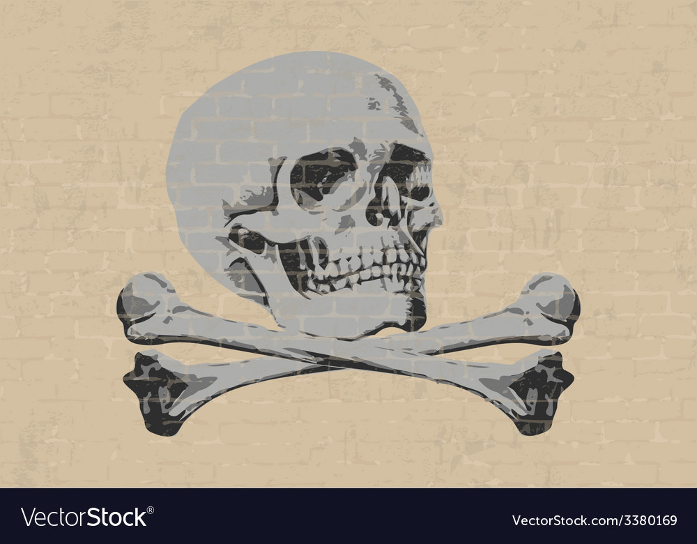 Jolly roger vector | Price: 1 Credit (USD $1)