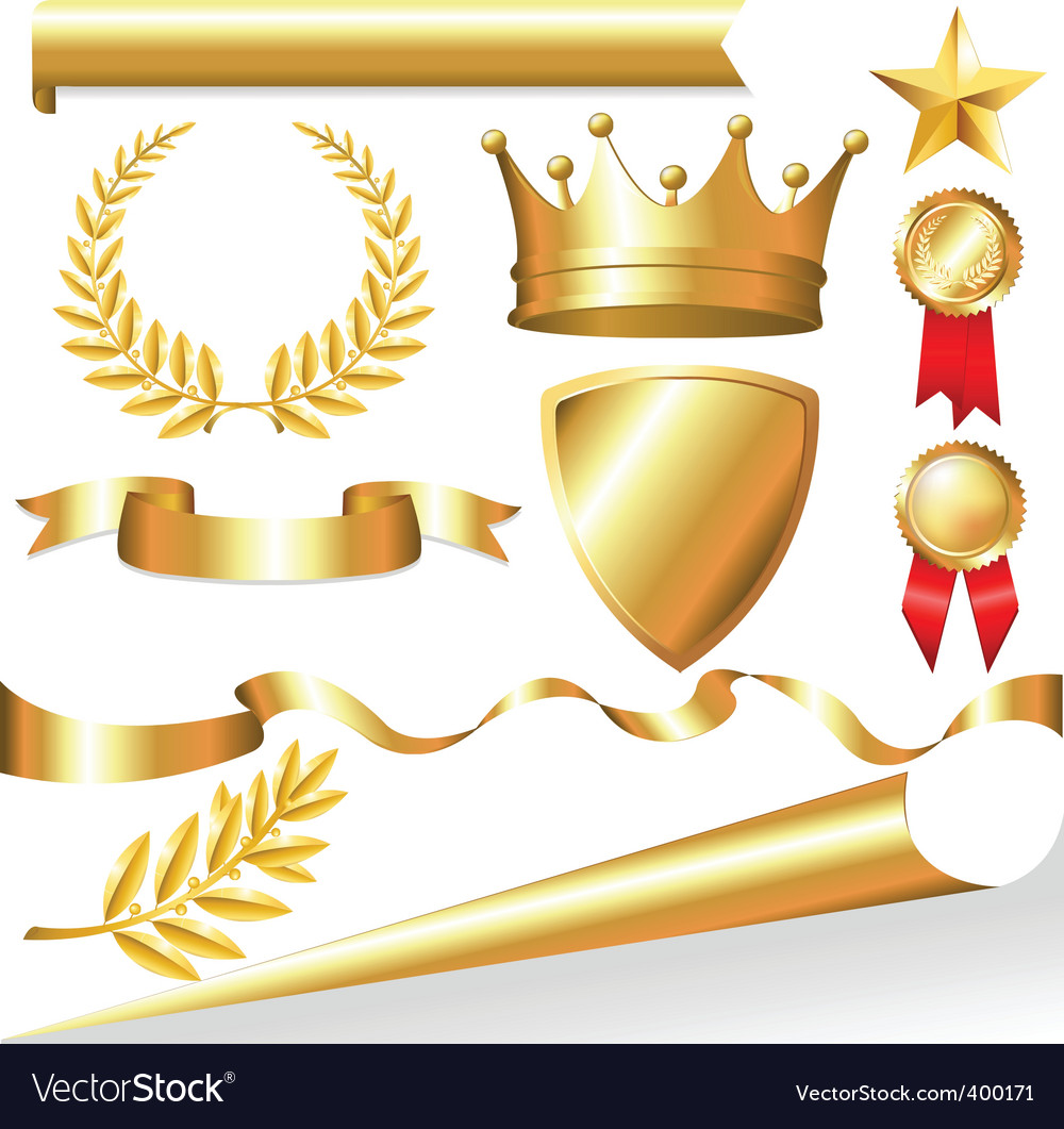 Awards icons vector | Price: 1 Credit (USD $1)