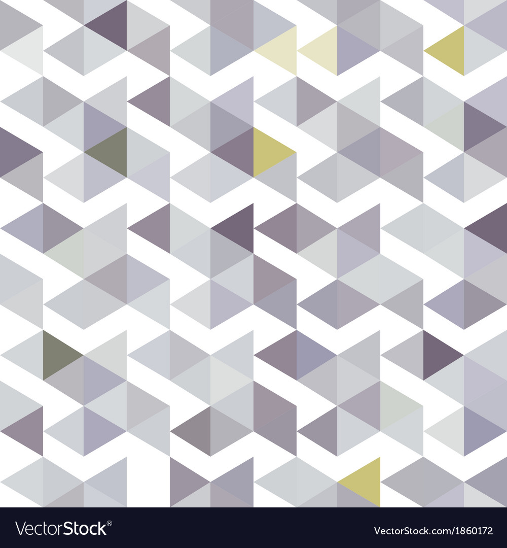 Grey lilac triangle vector | Price: 1 Credit (USD $1)