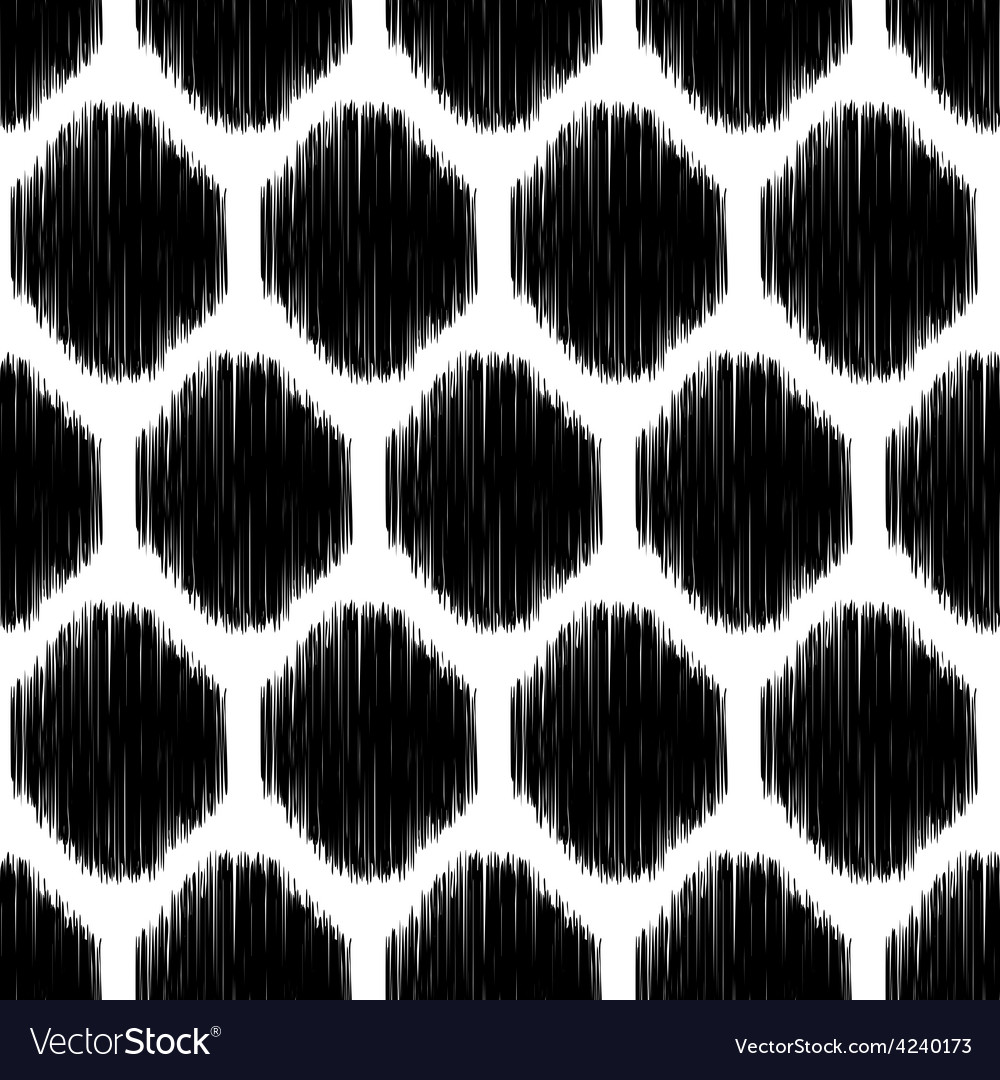 Black and white pattern vector   Price: 1 Credit (USD $1)