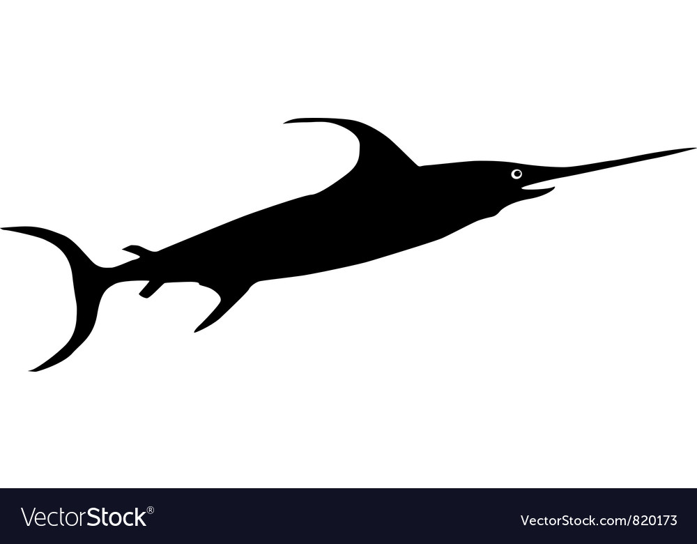 Sawfish vector | Price: 1 Credit (USD $1)