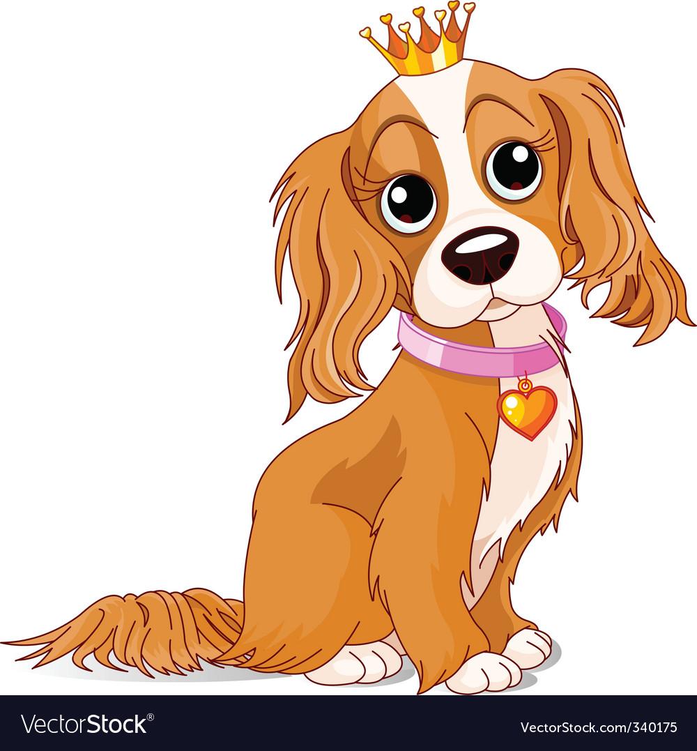 Royalty dog vector | Price: 3 Credit (USD $3)