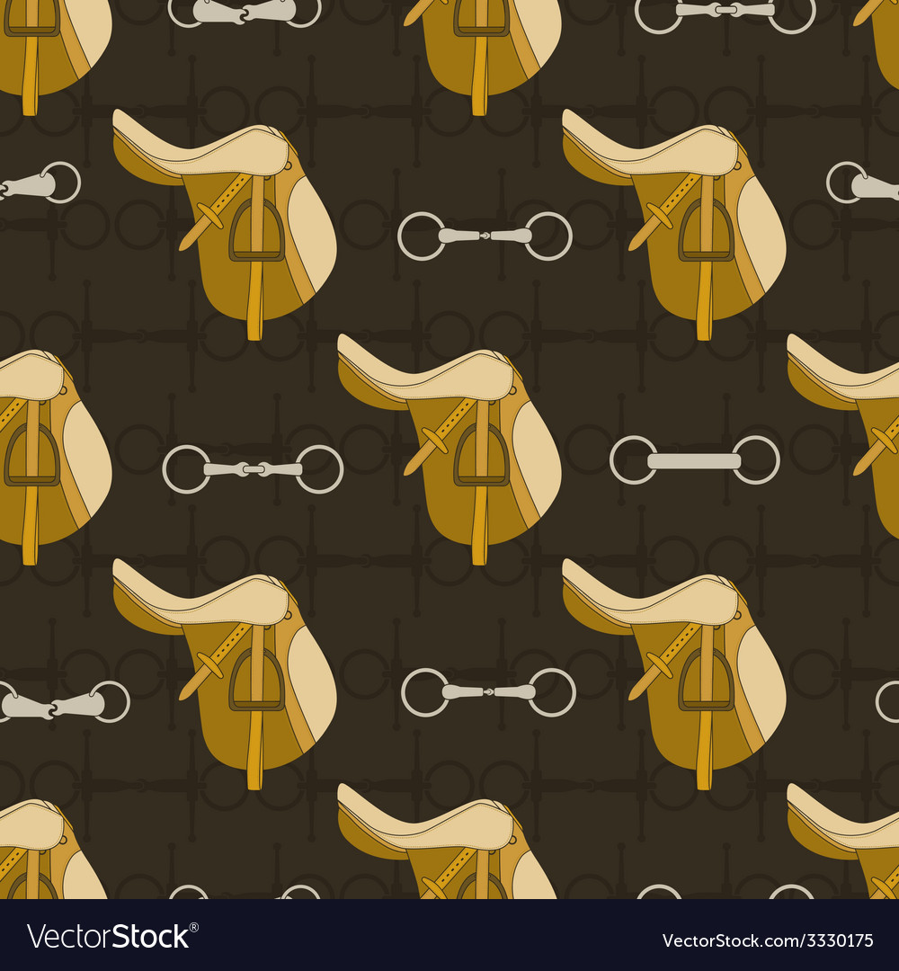 Saddle background vector | Price: 1 Credit (USD $1)
