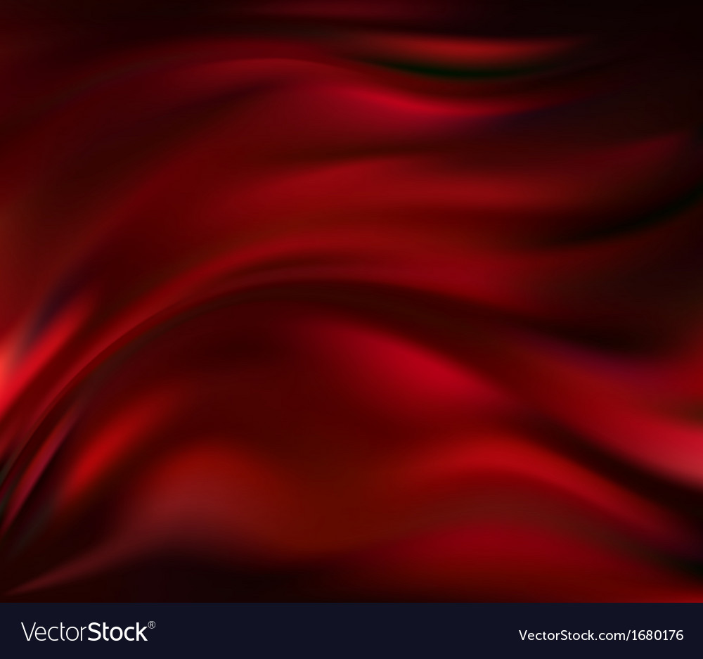 Abstract texture red silk vector | Price: 1 Credit (USD $1)