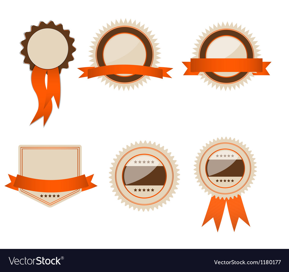 Best choice labels set vector | Price: 1 Credit (USD $1)