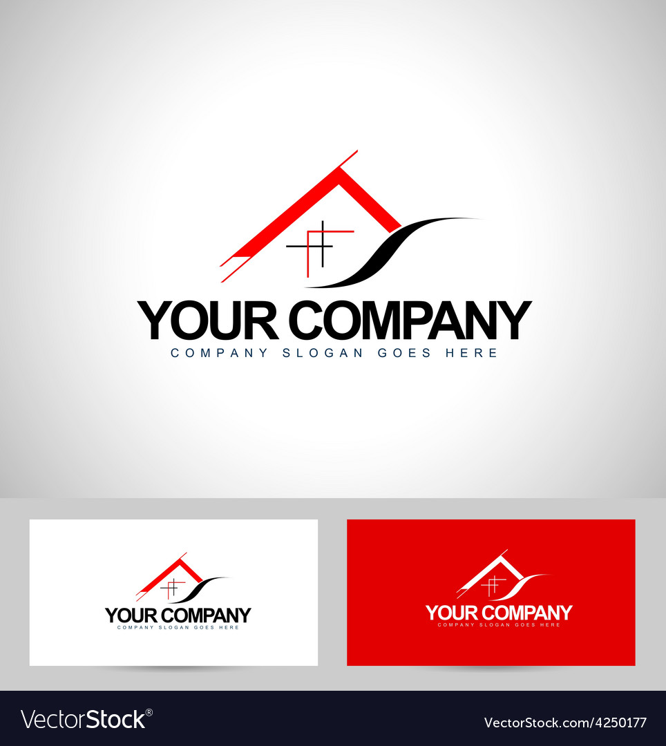 House logo design vector | Price: 1 Credit (USD $1)