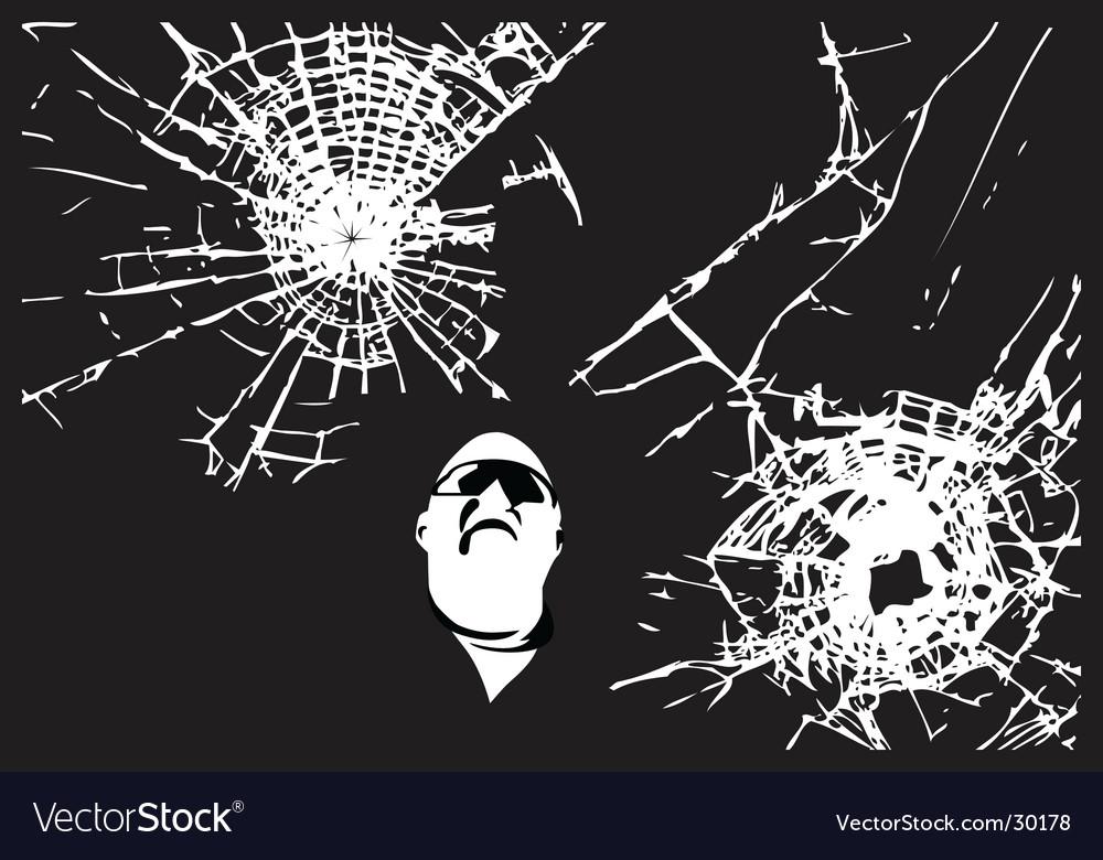 Urban vandalism vector | Price: 1 Credit (USD $1)