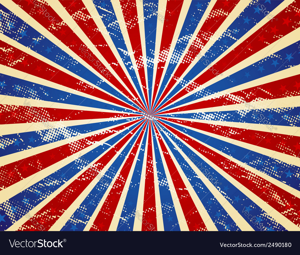 Usa antique background vector | Price: 1 Credit (USD $1)