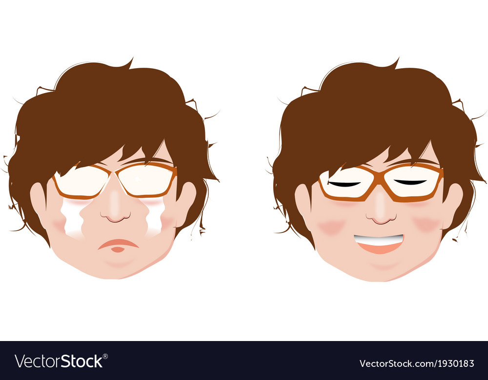 Face emotion vector | Price: 1 Credit (USD $1)