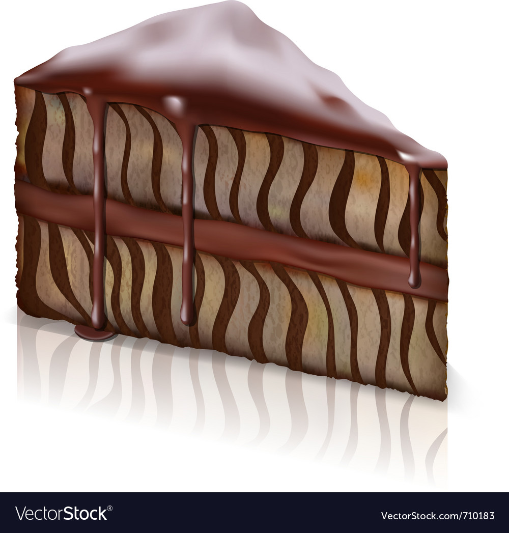 Piece of cake vector | Price: 3 Credit (USD $3)