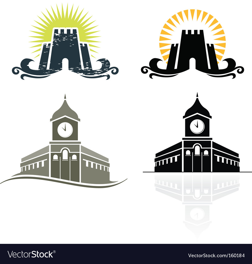 Castle hall vector | Price: 1 Credit (USD $1)