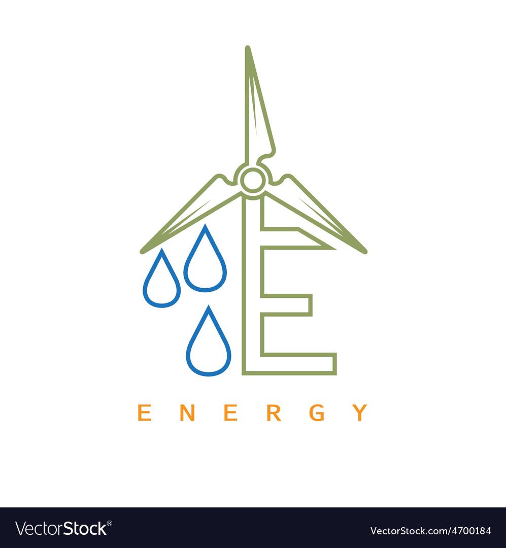 Concept alternative energy vector   Price: 1 Credit (USD $1)