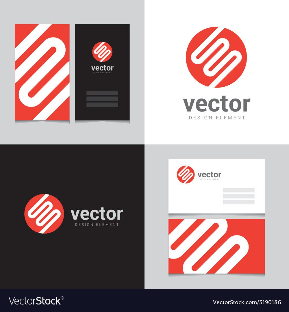 Logo design element 04 vector | Price: 1 Credit (USD $1)