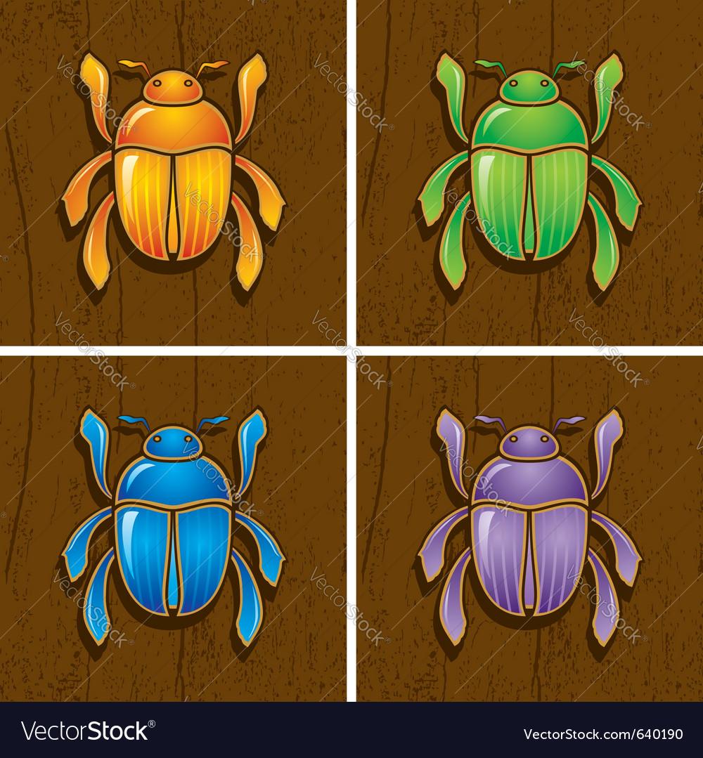Beetles vector   Price: 1 Credit (USD $1)