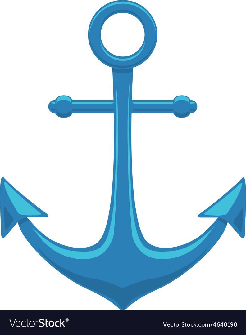 Sea anchor vector   Price: 1 Credit (USD $1)