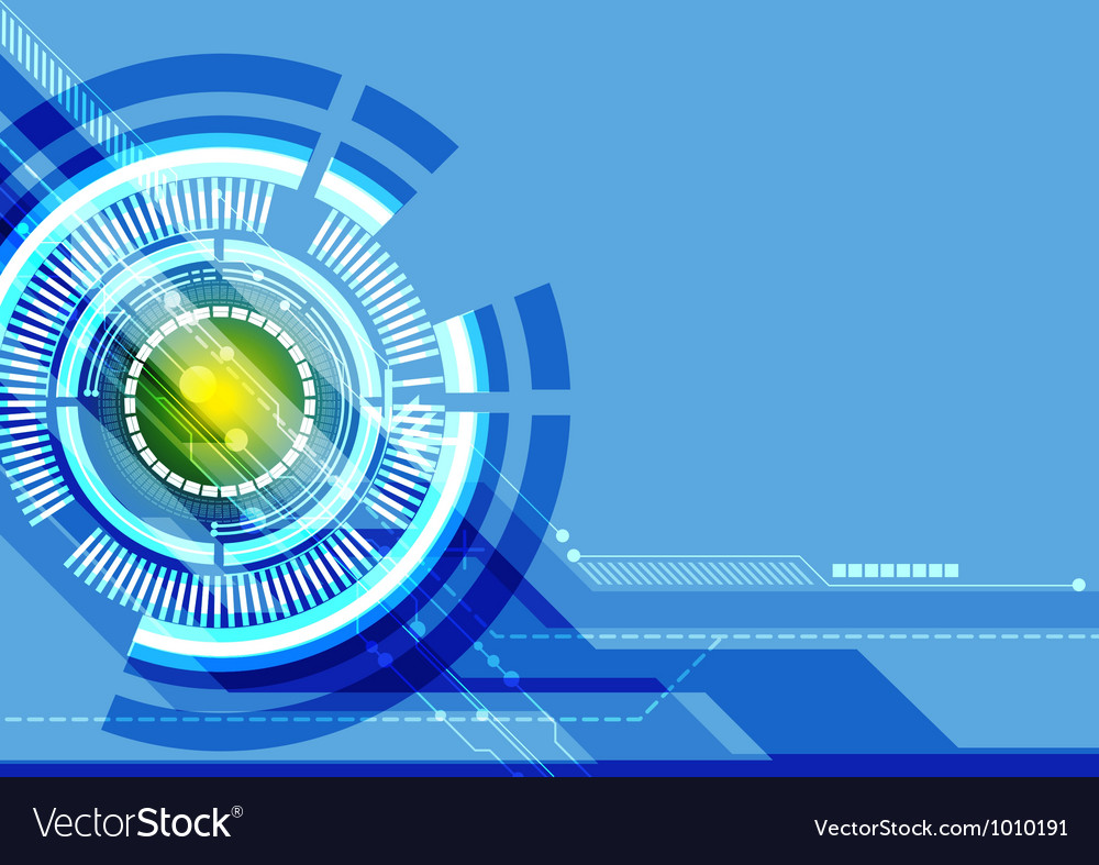 Abstract digital technology background vector | Price: 1 Credit (USD $1)