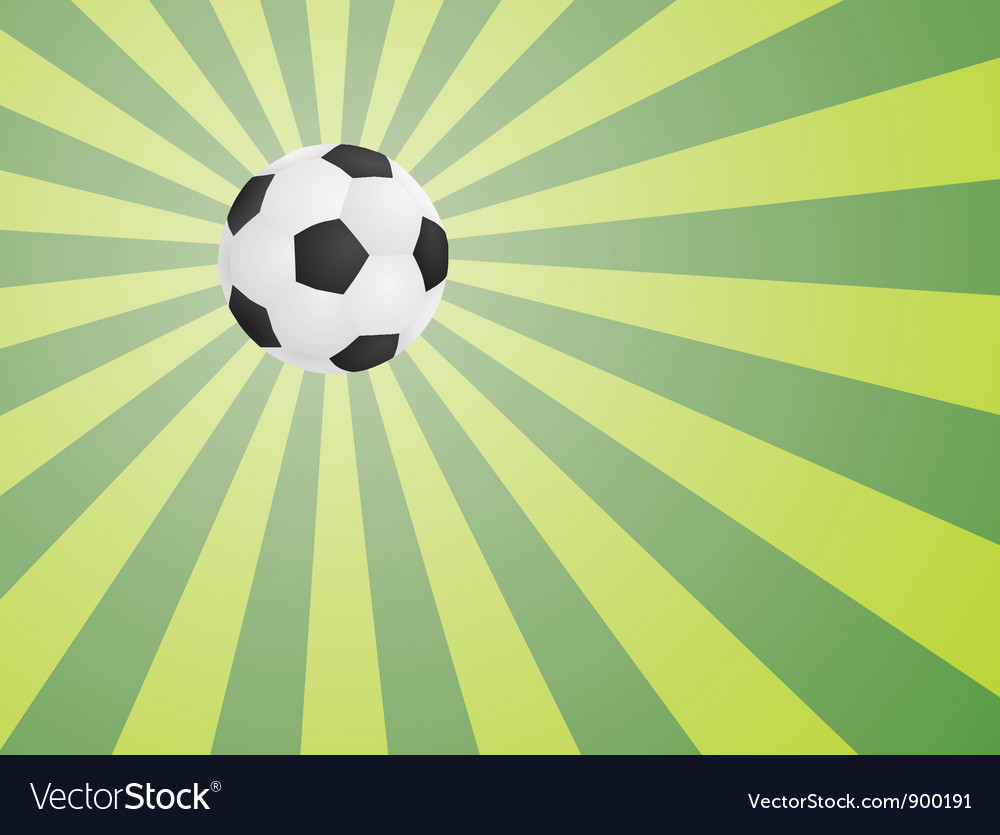 Background with ball vector | Price: 1 Credit (USD $1)