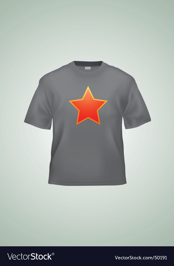 Black t-shirt vector | Price: 1 Credit (USD $1)