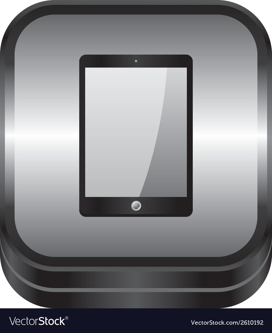 Communication button vector | Price: 1 Credit (USD $1)