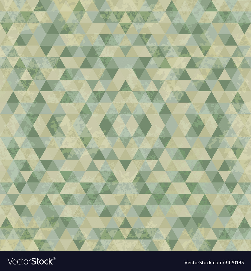 Triangular mosaic colorful background vector | Price: 1 Credit (USD $1)