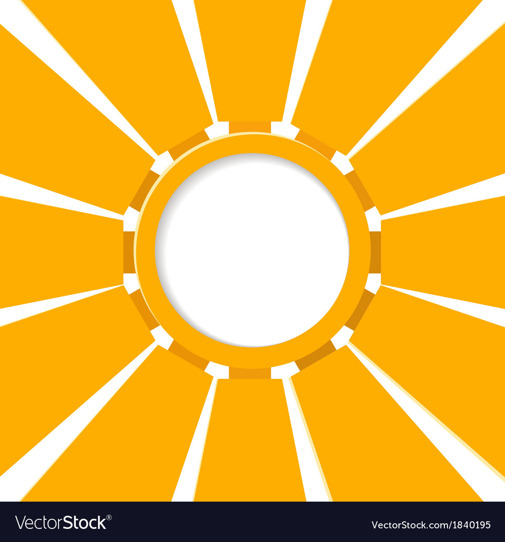 Abstract sun vector   Price: 1 Credit (USD $1)