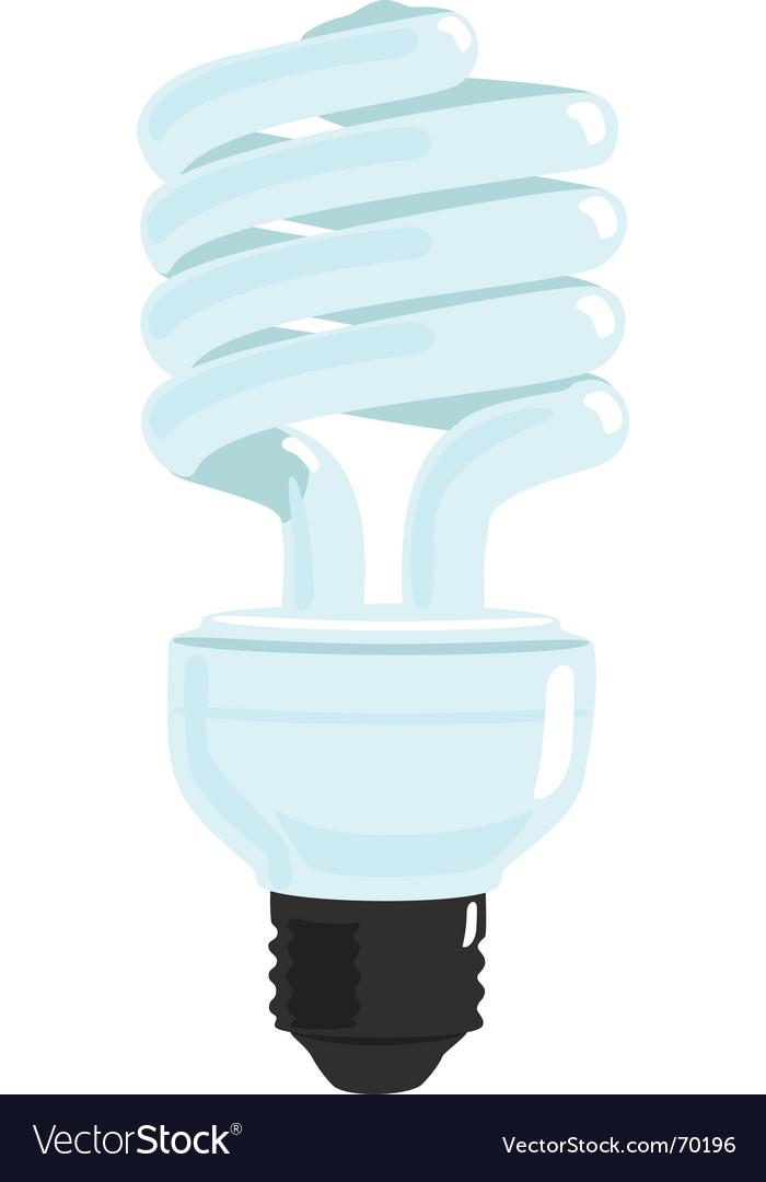 Energy light bulb vector   Price: 1 Credit (USD $1)