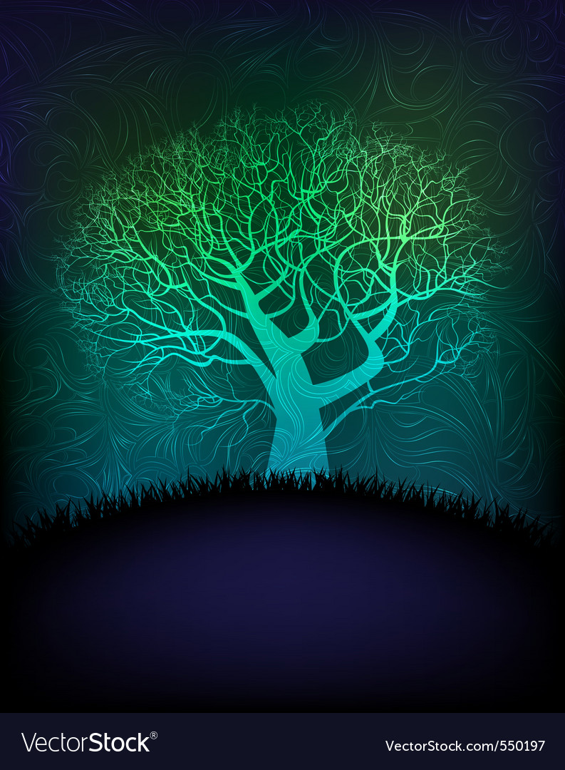 Mystic background vector | Price: 1 Credit (USD $1)
