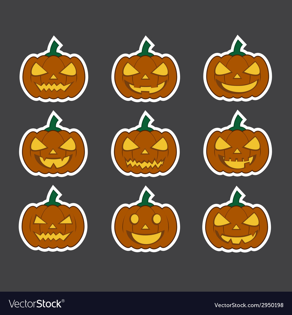 Pumpkin3 vector | Price: 1 Credit (USD $1)
