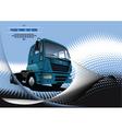 Lorry vector