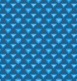 Abstract shape seamless pattern made with vector