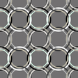 Circles seamless vector
