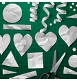 Design elements for valentines day party vector