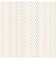 Colorful polka dot seamless background vector