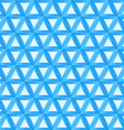 Blue abstract seamless pattern - background made vector